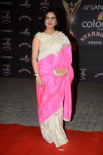 Padmini Kolhapure at the red carpet of Stardust awards on 21st Dec 2015 (1098)_56793e4e88fa4.JPG