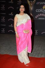 Padmini Kolhapure at the red carpet of Stardust awards on 21st Dec 2015 (1099)_56793e50bf8e4.JPG