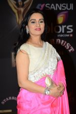 Padmini Kolhapure at the red carpet of Stardust awards on 21st Dec 2015 (1102)_56793e56cba13.JPG