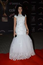 Palak Muchhal at the red carpet of Stardust awards on 21st Dec 2015 (584)_56793e6784ad1.JPG