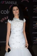 Palak Muchhal at the red carpet of Stardust awards on 21st Dec 2015