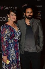 Preeti Jhangiani, Pravin Dabas at the red carpet of Stardust awards on 21st Dec 2015 (849)_56794005742b4.JPG