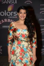 Sanah Kapoor at the red carpet of Stardust awards on 21st Dec 2015 (845)_567953443b49d.JPG