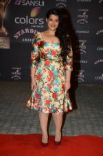 Sanah Kapoor at the red carpet of Stardust awards on 21st Dec 2015 (839)_5679533dc1b81.JPG