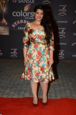 Sanah Kapoor at the red carpet of Stardust awards on 21st Dec 2015 (842)_56795340e3371.JPG