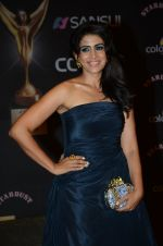 Sonali Kulkarni at the red carpet of Stardust awards on 21st Dec 2015 (890)_5679407848927.JPG