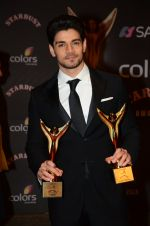 Sooraj Pancholi at the red carpet of Stardust awards on 21st Dec 2015