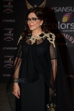 Zeenat Aman at the red carpet of Stardust awards on 21st Dec 2015 (811)_567940dcb33db.JPG