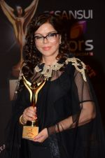 Zeenat Aman at the red carpet of Stardust awards on 21st Dec 2015 (1220)_567953dc391f3.JPG