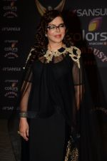 Zeenat Aman at the red carpet of Stardust awards on 21st Dec 2015 (814)_567940df93df5.JPG