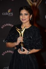 at the red carpet of Stardust awards on 21st Dec 2015 (585)_56795472d7b58.JPG
