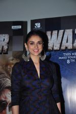 Aditi Rao Hydari snapped as she promotes Wazir on 22nd Dec 2015