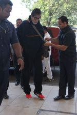 Amitabh Bachchan snapped at airport on 22nd Dec 2015