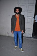 Farhan Akhtar snapped in his new look on 22nd Dec 2015
