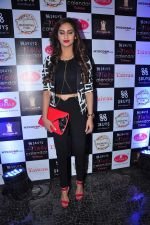 Krystal D Souza at Telly Calendar launch in Mumbai  on 22nd Dec 2015