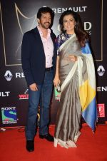Mini Mathur, Kabir Khan at Producer_s Guild Awards on 22nd Dec 2015 (197)_567a76fa5a8c5.JPG