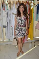 Queenie Dhody at Ananya Pop-up in Mumbai on 22nd Dec 2015