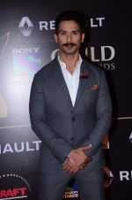 Shahid Kapoor at Producer_s Guild Awards on 22nd Dec 2015 (385)_567a7853c1a51.JPG