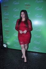 Vahbbiz Dorabjee at Telly Calendar launch in Mumbai  on 22nd Dec 2015