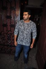 Arjun Kapoor at Anil kapoor_s bday bash on 23rd Dec 2015 (138)_567bcc712a5c2.JPG