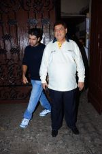 David Dhawan at Anil kapoor