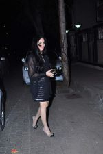 Padmini Kolhapure at Anil kapoor_s bday bash on 23rd Dec 2015 (15)_567bccf1a976e.JPG