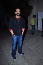 Rohit Shetty snapped at Mehboob studio on 23rd Dec 2015 (27)_567ba6791a733.JPG