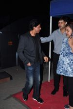 Shahrukh Khan snapped at Mehboob studio on 23rd Dec 2015