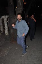 Shekhar Kapur at Anil kapoor_s bday bash on 23rd Dec 2015 (3)_567bcd6181b56.JPG