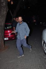 Shekhar Kapur at Anil kapoor_s bday bash on 23rd Dec 2015 (4)_567bcd6309243.JPG