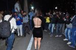 Malaika Arora Khan  Visit St. Marry Church For Christmas Eve on 25th Dec 2015
