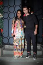 Arpita Khan at Khan family dinner in Nido on 25th Dec 2015