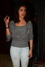 Priyanka Chopra promotes Bajirao Mastani on 25th Dec 2015