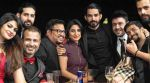 Rimi Sen & other invited friends with Fashion Director Shakir Shaikh_s Theme Based Festive Party at Opa! Bar Cafe_567e6f702fe11.jpg