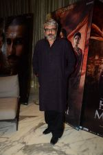 Sanjay Leela Bhansali promotes Bajirao Mastani on 25th Dec 2015