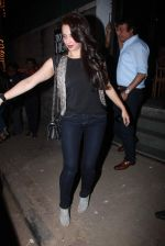 Seema Sachdev Khan at Khan family dinner in Nido on 25th Dec 2015