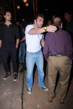 Sohail Khan at Khan family dinner in Nido on 25th Dec 2015