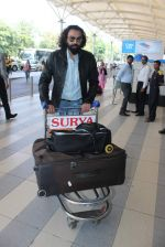 Bobby Deol snapped at airport on 26th Dec 2015