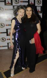 Tao Porchon Lunch and Sharbani Kashyap at the launch of Dancing Light autobiography of Ms Tao Porchon-Lynch on 26th Dec 2015_567f94cc26e85.JPG