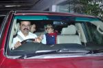 Amitabh Bachchan watches Wazir on 29th Dec 2015 (5)_56838c9d1b215.JPG