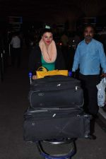 Rakhi Sawant at international airport on 29th Dec 2015 (2)_56838d005fd8c.JPG