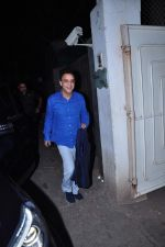 Vidhu Vinod Chopra watches Wazir on 29th Dec 2015
