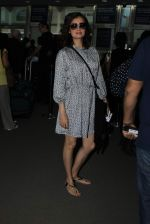 Dia Mirza snapped at airport on 31st Dec 2015 (23)_56869a038f8f5.JPG