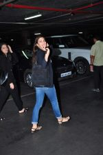 Jacqueline Fernandez snapped at airport on 1st Jan 2016