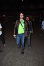 Tusshar Kapoor snapped at airport on 2nd Jan 2016