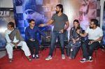 Amitabh Bachchan, Farhan Akhtar, Aditi Rao Hydari, Vidhu Vinod Chopra at Wazir press meet on 3rd Jan 2016 (45)_568a26ab9bff4.JPG