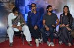 Amitabh Bachchan, Farhan Akhtar, Aditi Rao Hydari, Vidhu Vinod Chopra at Wazir press meet on 3rd Jan 2016