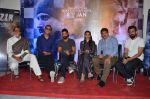 Amitabh Bachchan, Farhan Akhtar, Aditi Rao Hydari, Vidhu Vinod Chopra at Wazir press meet on 3rd Jan 2016 (93)_568a26ae0f9bc.JPG