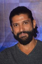 Farhan Akhtar at Wazir press meet on 3rd Jan 2016