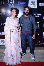 Aditi Rao Hydari, Farhan Akhtar at Wazir screening in Delhi on 5th Jan 2016 (36)_568cc05701fea.JPG